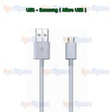 สาย USB - Samsung Galaxy ( Micro USB )