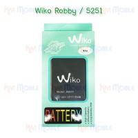 แบตเตอรี่ Wiko - Robby / 5251
