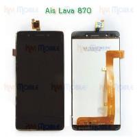 หน้าจอ LCD พร้อมทัชสกรีน - Ais Lava 870