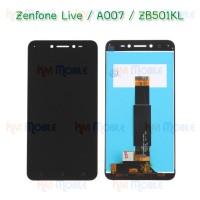 หน้าจอ LCD พร้อมทัชสกรีน - ASUS Zenfone Live / A007 / ZB501KL