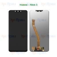 หน้าจอ LCD พร้อมทัชสกรีน - Huawei Nova3 / PAR-LX1 / PAR-LX9