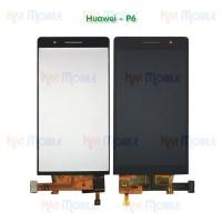 หน้าจอ LCD พร้อมทัชสกรีน - Huawei P6