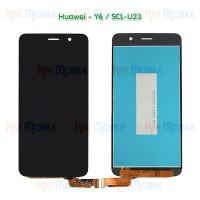 หน้าจอ LCD พร้อมทัชสกรีน - Huawei Y6 / SCL-U23