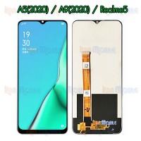 หน้าจอ LCD พร้อมทัชสกรีน - Oppo Realme5 / A5(2020) / A9(2020)