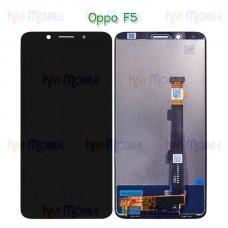 หน้าจอ LCD พร้อมทัชสกรีน - Oppo F5 / Realme 1