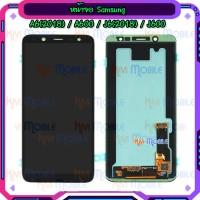 หน้าจอ LCD พร้อมทัชสกรีน - Samsung A6(2018) / A600 / J6(2018) / J600 / งาน OLED
