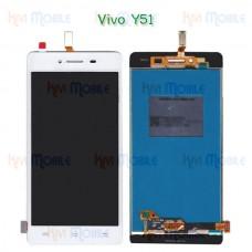 หน้าจอ LCD พร้อมทัชสกรีน - Vivo Y51