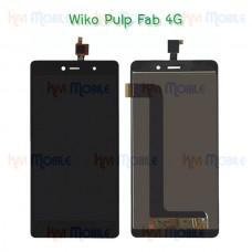 หน้าจอ LCD พร้อมทัชสกรีน - Wiko Pulp Fab 4G