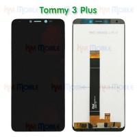 หน้าจอ LCD พร้อมทัชสกรีน - Wiko Tommy3 Plus / Tommy3+