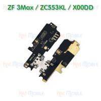ชุดก้นชาร์จ Asus - Zenfone3 Max / ZC553KL / X00DD