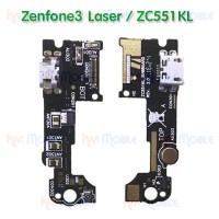 ชุดก้นชาร์จ Asus - Zenfone3 Laser / ZC551KL