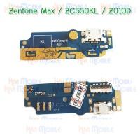 ชุดก้นชาร์จ Asus - Zenfone Max / ZC550KL / Z010D