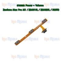สายแพร Power+Volume - ASUS Zenfone Max Pro M1 / ZB601KL / ZB602KL / X00TD