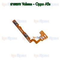 สายแพร เพิ่มเสียง/ลดเสียง (Volume) - Oppo A5s