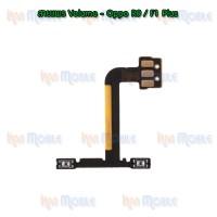 สายแพร เพิ่มเสียง/ลดเสียง (Volume) - Oppo F1Plus / F1+ / R9