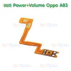 สายแพร Power - Oppo A83