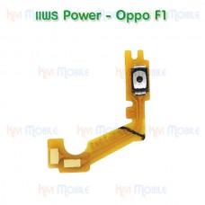 สายแพร Power - Oppo F1
