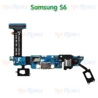 แพรตูดชาร์จ - Samsung S6 / G920