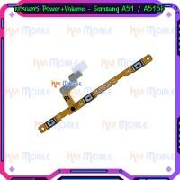 สายแพร Power+Volume - Samsung A51(A515F) / A71(A715F)