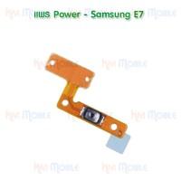 สายแพร Power - Samsung E7 / E700