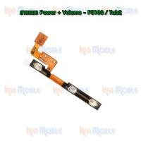 สายแพร Power+Volume - Samsung P3100 / Tab2