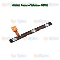 สายแพร Power+Volume - Samsung P5100 / Tab2 10.1