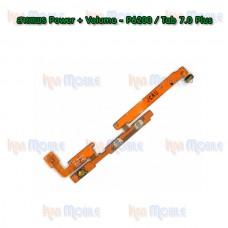 สายแพร Power+Volume - Samsung P6200 / Tab7.0 Plus