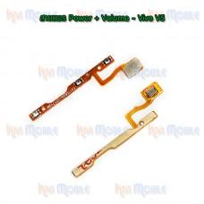 สายแพร Power+Volume - Vivo V5 / V5s / Y67