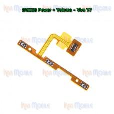 สายแพร Power+Volume - Vivo V7