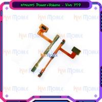 สายแพร Power+Volume - Vivo Y19